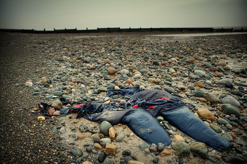 acid rain / 3x2 + beachcombing