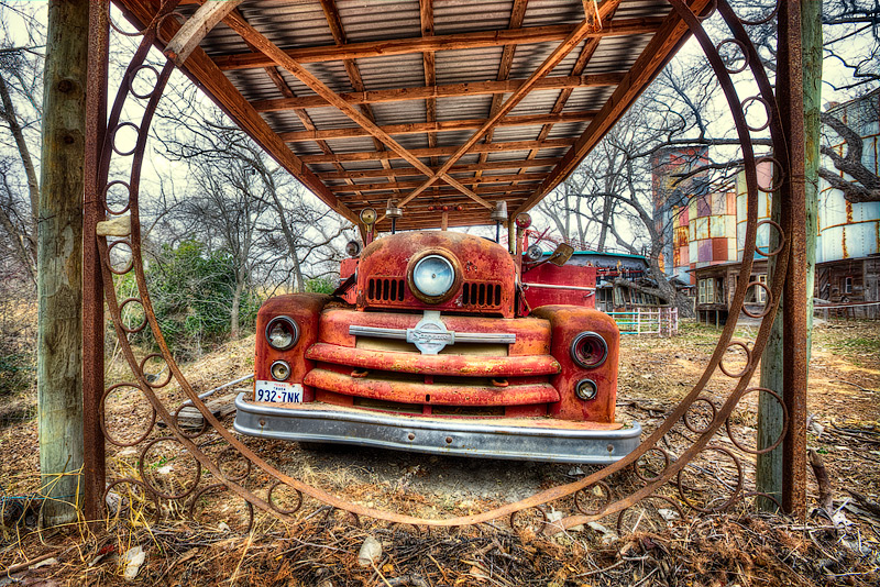 Austin #1 / 3x2 + HDR + travel [USA] + show the original