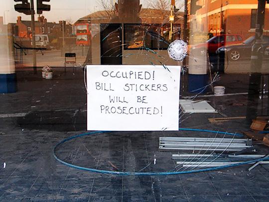 (un)occupied