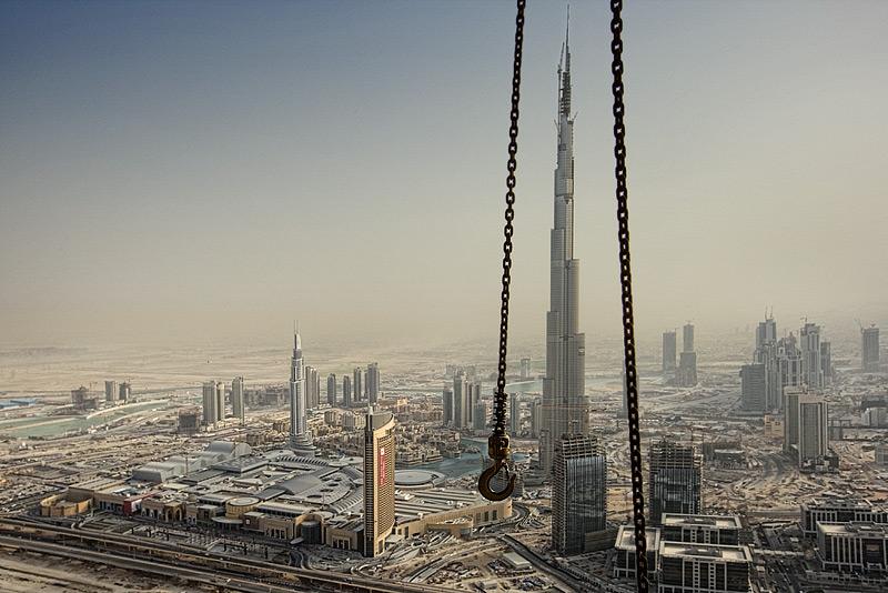 Burj Dubai 2009