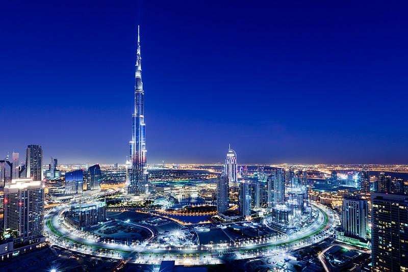 Burj Khalifa 2011