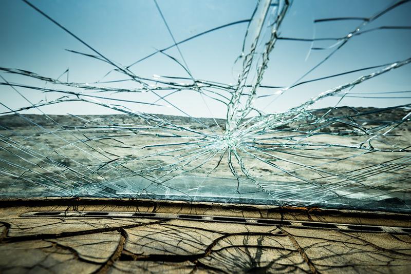 desert cracks