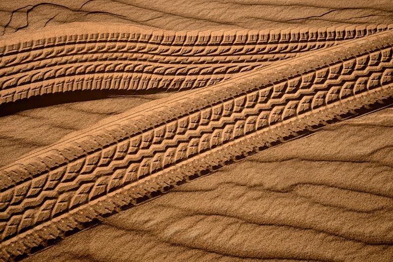 desert tracks #6
