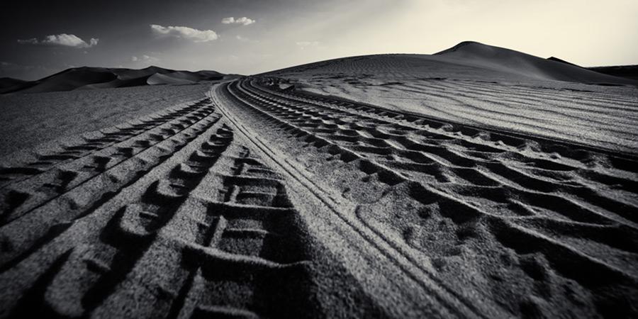 desert tracks #7