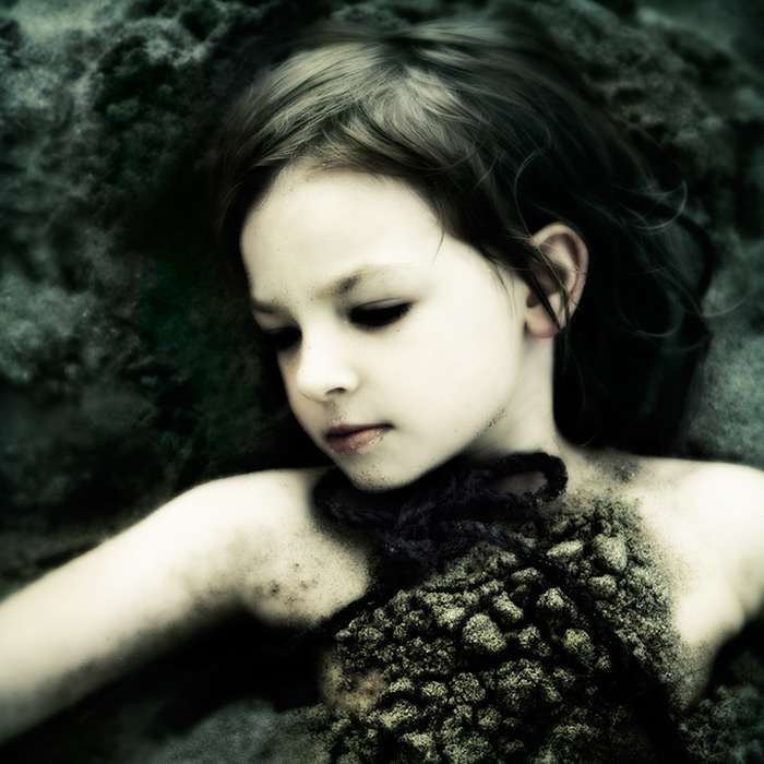 dream of the sea / 1x1 + children [portraits] + photo friday