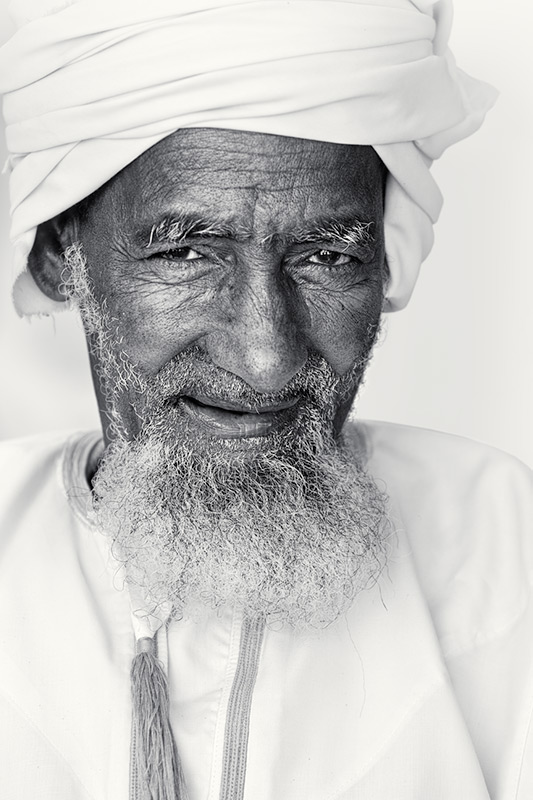 Faces and Places, Oman #13