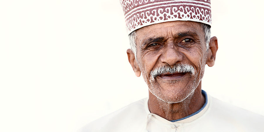Faces and Places, Oman #15