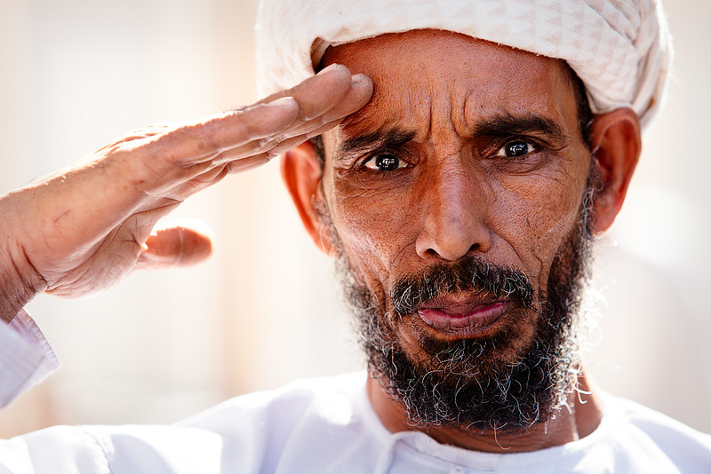 Faces and Places, Oman #1
