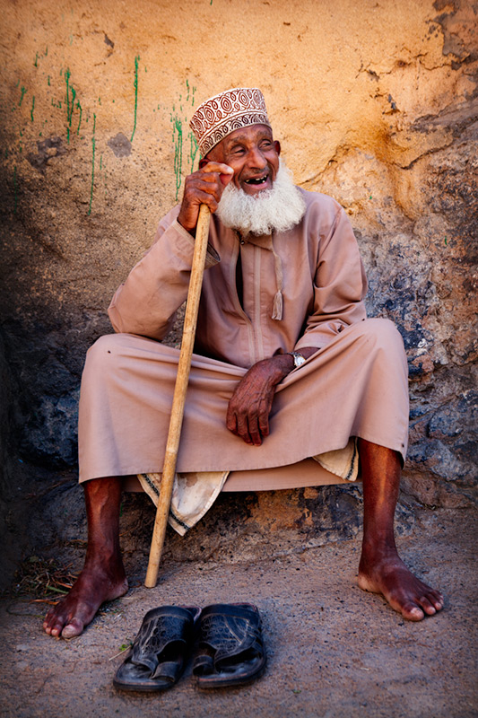 Faces and Places, Oman #3