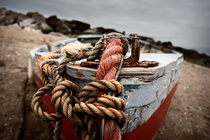 fisherman's knots