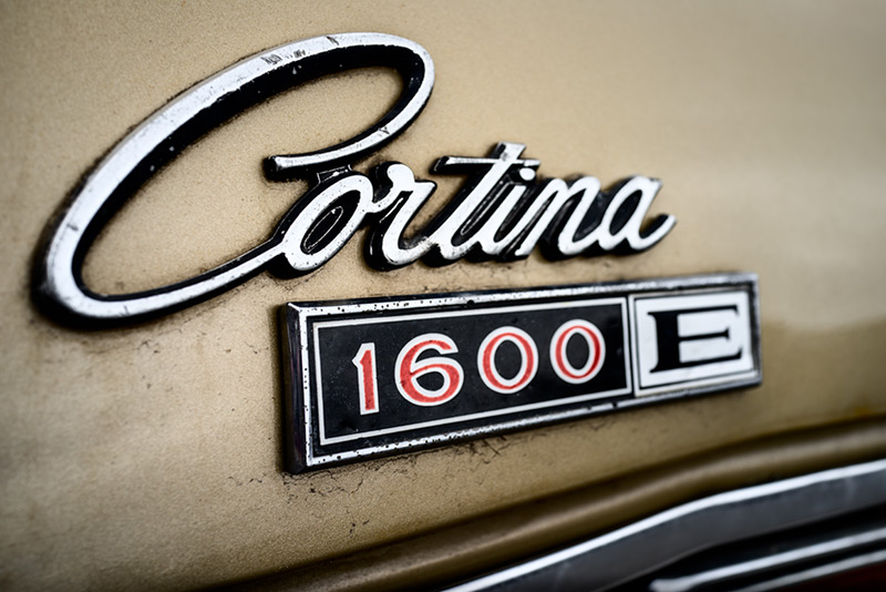 Ford Cortina Mark II 1600 E
