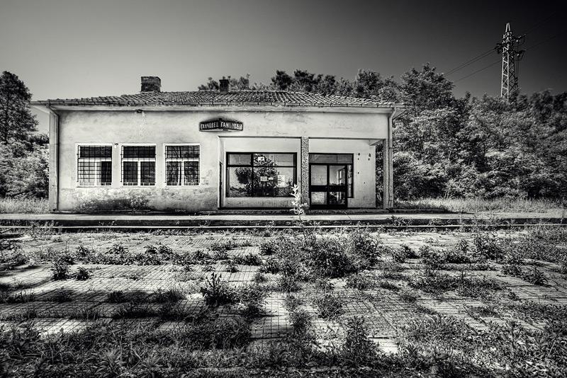 Ganchovets station #2