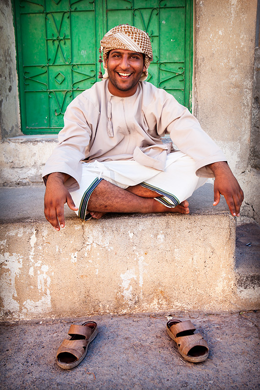 Hamoud (Faces and Places, Oman #10)