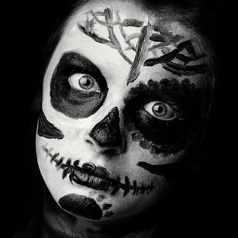 Happy Halloween 2013 #2 / 1x1 + camera [Sony A99] + children [portraits] + show the original