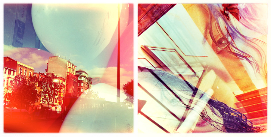 Istanbul diptych #3