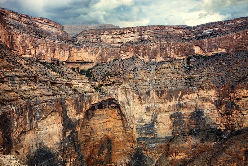 Jabel Shams canyon #3