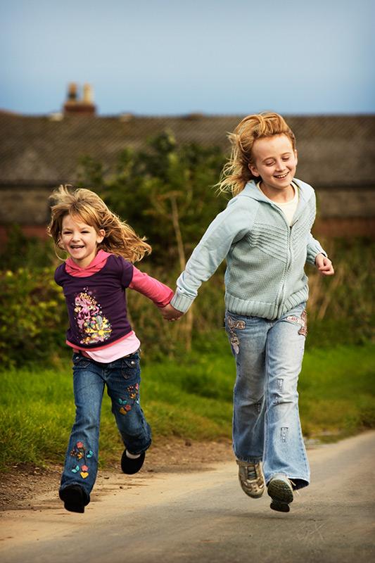 life's a breeze / 3x2 + children [portraits] + commissions