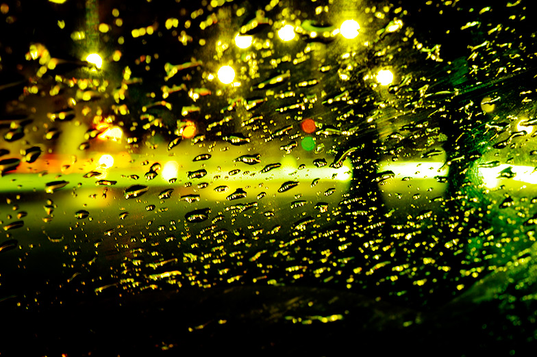 light rain revisited