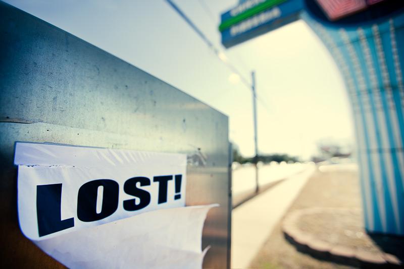 lost #1