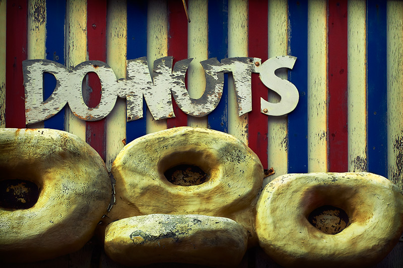 mmmm, donuts ;-)