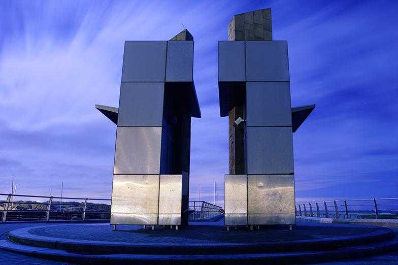 night monument #2