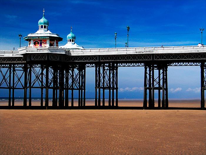 north pier (1) / 4x3 + piers [North pier] + fylde coast [scenic]