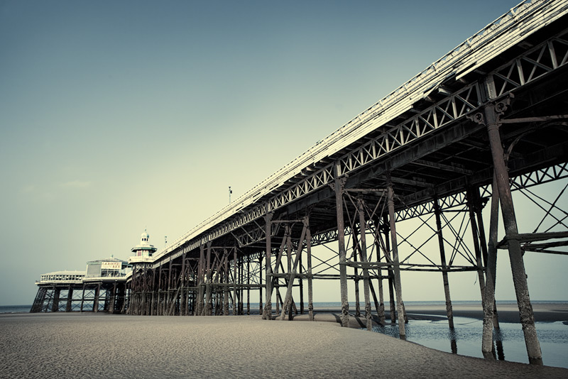 North Pier (revisited) #3