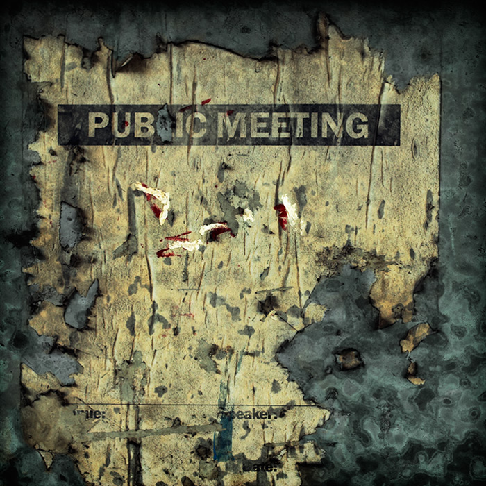 pubic meeting