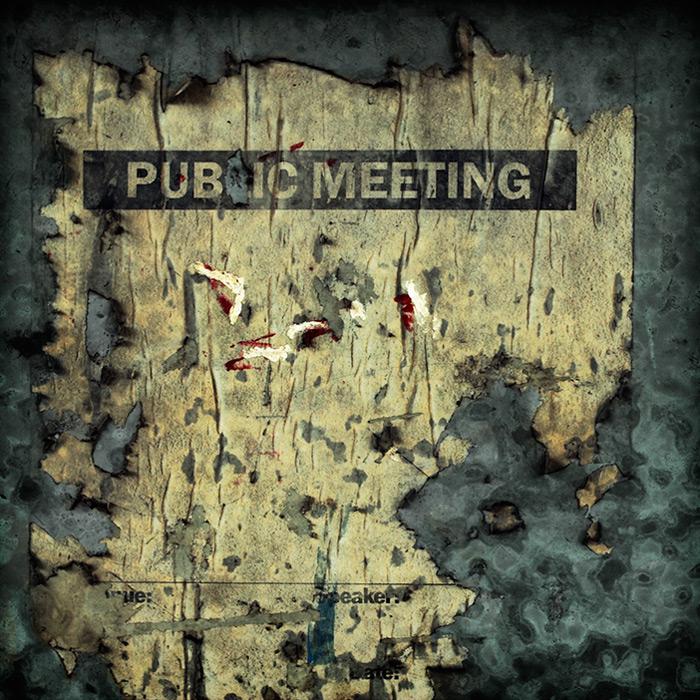 pubic meeting