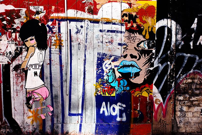 (re)presenting graffiti