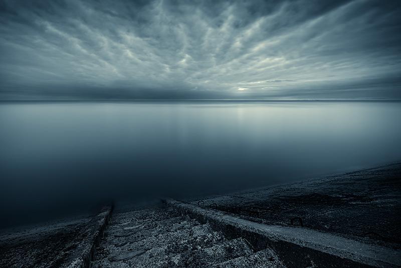 sea drift / 3x2 + night shots [long exposures] + fylde coast [scenic] + show the original