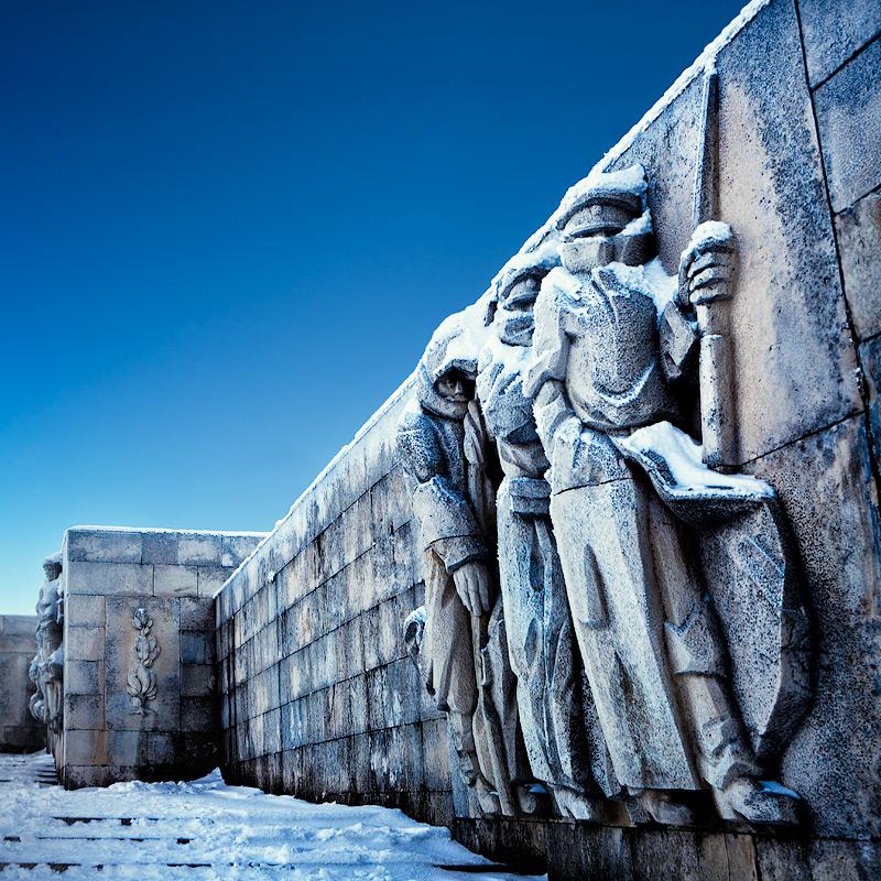 Shipka memorial #3