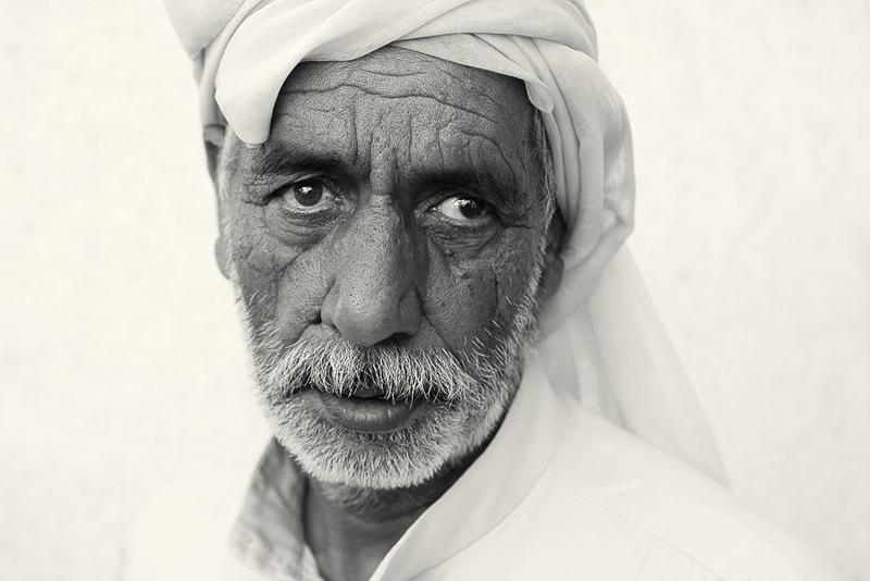 souk portrait #2