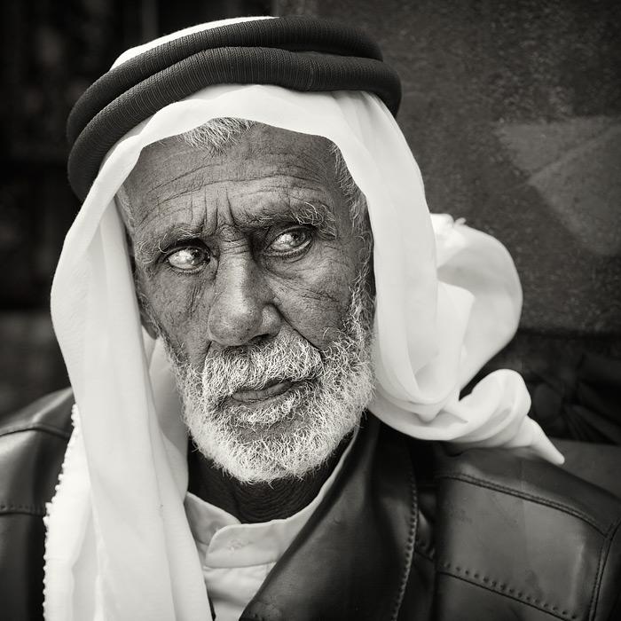 souk portrait #4