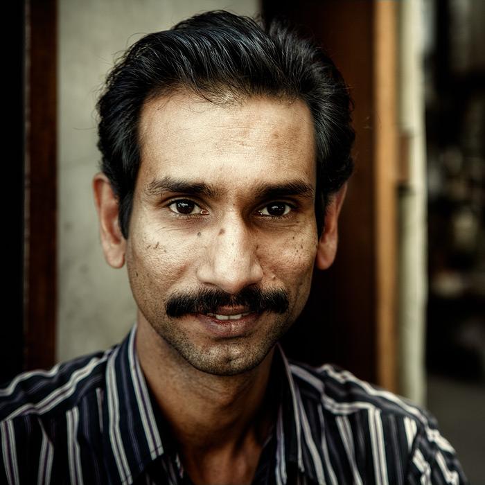 souk portrait #8