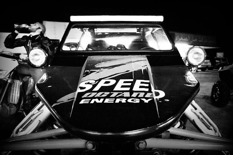 speed, octane, energy