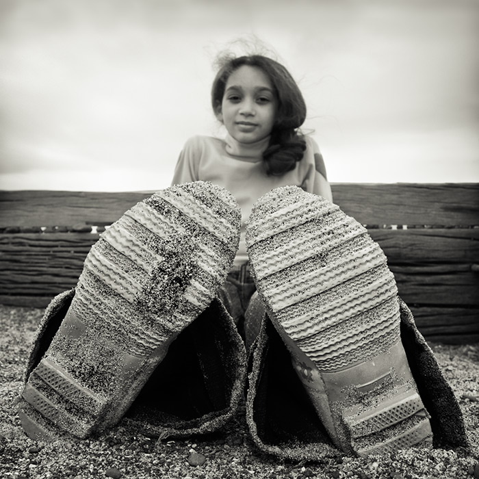 stand at ease / 1x1 + children [portraits] + fylde coast [scenic]