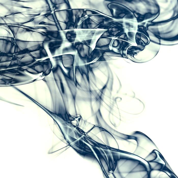 steven king / 1x1 + abstract [smoke]