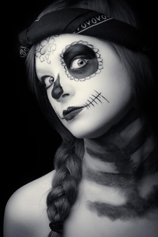 sugar skull #3