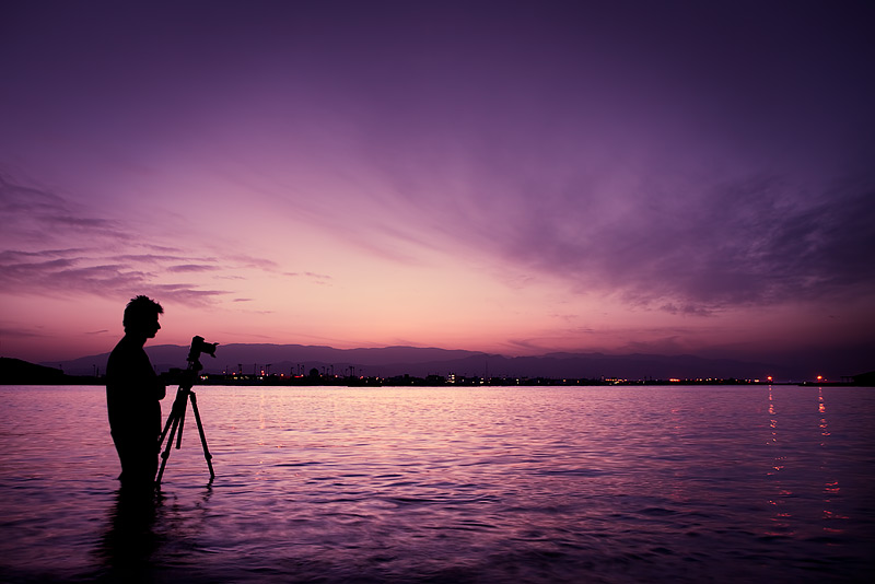 Sur sunset