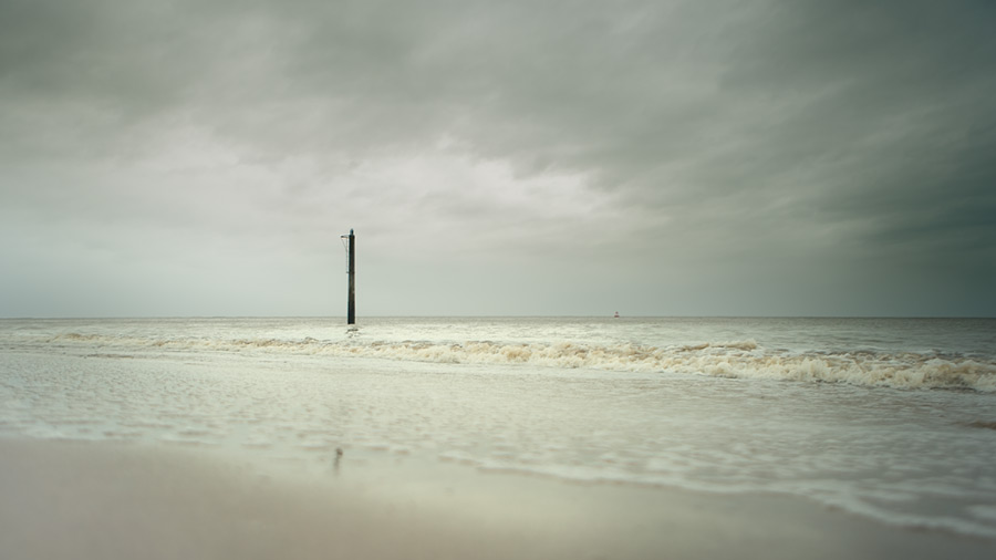 the beacon #1 / 16x9 + fylde coast [scenic]