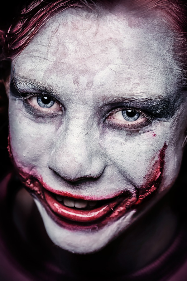 The Joker (Take 1) / 3x2 + camera [Fujifilm X-T1] + children [portraits] + show the original