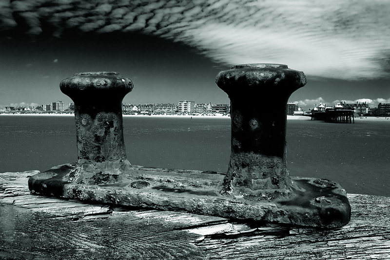 the pier's end #4