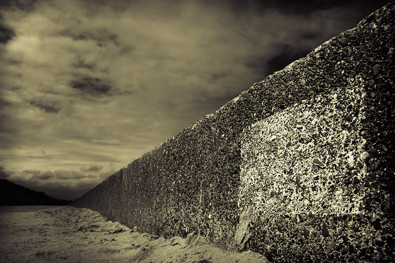 the wall's end