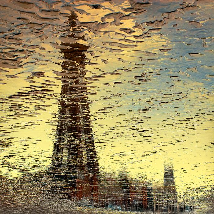 tin foil tower