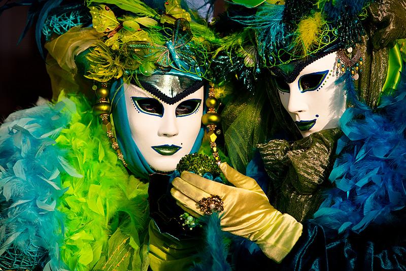Venice Carnival 2012 #11
