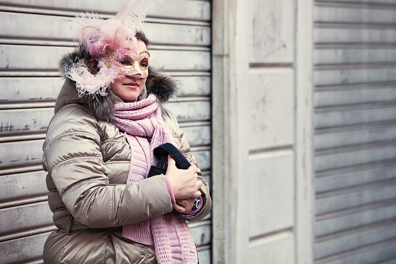 Venice Carnival 2012 #8