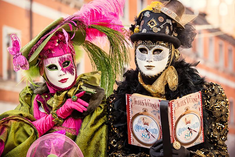 Venice Carnival 2014 #10