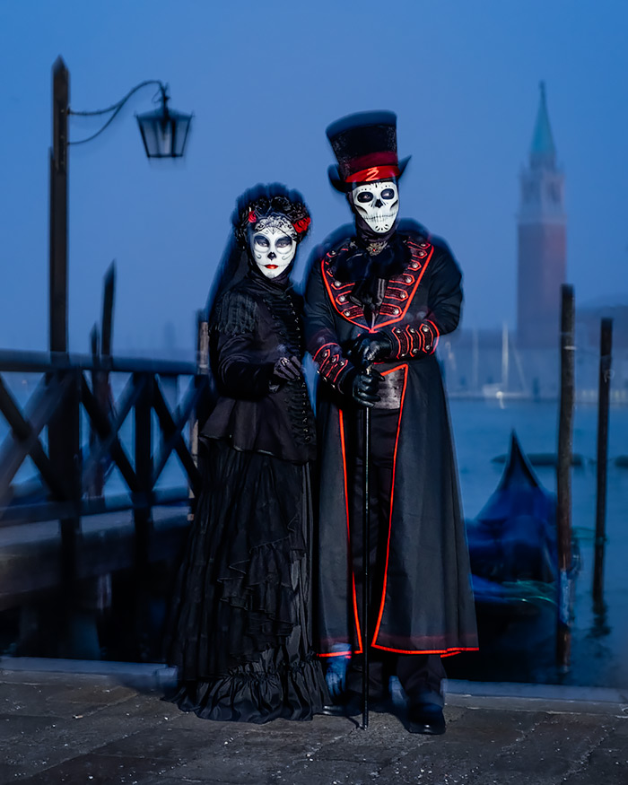 Venice Carnival Photo Tour 2016 #11 / camera [Fujifilm X-T1] + travel [Venice, Italy] + people [portraiture] + non standard + show the original