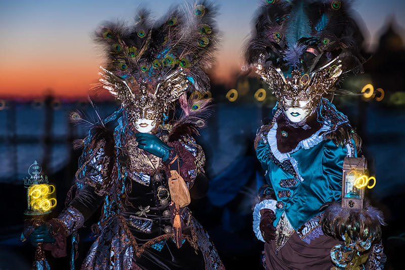 Venice Carnival Photo Tour 2016 #2 / 3x2 + camera [Fujifilm X-T1] + travel [Venice, Italy] + people [portraiture] + show the original